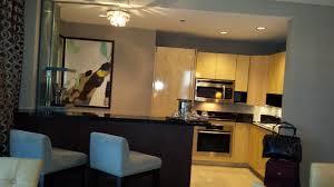 Cosmopolitan Las Vegas Kitchen Suite 1701