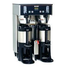 Bunn Coffee Maker Instructions Industrial Ers Machine
