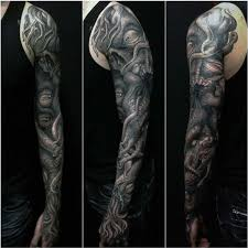 Tattoo Designs For Men Half Sleeve