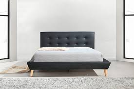 bed frames black bed frame full queen platform bed amazon queen