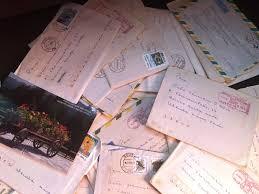 Carta Para Un Amor Distancia
