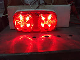 4 LED Optronics 2″x4″ Red Bullseye Light For Trailers Marker ... Led Clearance Marker Lights 4x Fender Bed Side Smoked Lens Amber Redfor Whdz 5pcs Yellow Cab Roof Top Running Everydayautopartscom Ford Bronco Ii Ranger Pickup Truck Set Of 2 X 24v 24 Volt Amber Orange Side Marker Light Position Truck Amazoncom Ijdmtoy Peterbilt Led Free Download Wiring Diagrams Lights Installed Finally Enthusiasts Forums Xprite Black Cab Over America On Twitter Trucking Hello From Httpstco