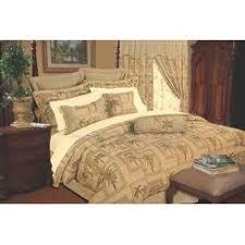 Palm Tree forter Bedding Set