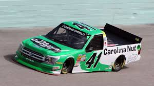 2018 NASCAR Camping World Truck Series Paint Schemes - Team #41