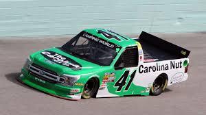 100 Jayski Trucks 2018 NASCAR Camping World Truck Series Paint Schemes Team 41