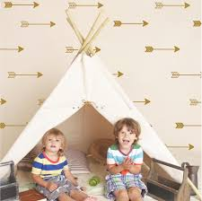 Wall Mural Decals Nursery by Set Of 27 Arrow Decal Stickers Tribal Arrows Wall Decal Vinyl