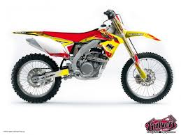 suzuki 85 rm kit déco moto cross pulsar suzuki 85 rm