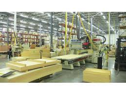 Italy Shows The Growth Of Woodworking Machinery