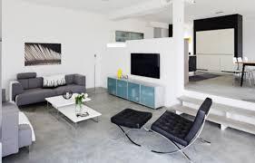 Small Apartment Kitchen Design Green Carpet Brown Curtains Cute White Cushions Clear Glass Wall Top