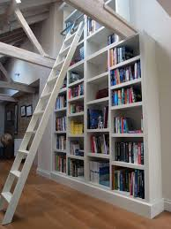 Creating A Home Library Design Will Ensure Relaxing Space Awesome Ladder Ideas In Home Design Contemporary Interior Compact Staircase Designs Staircases For Tight Es Of Stairs Inside House Best Small On Simple Fniture Using Straight Wooden And Neat Pating Fold Down Attic Halfway Open Comfy Space Library Bookshelf Images Amazing Step Shelves Curihouseorg Spectacular White Metal Spiral With Foot Modern Pictures Solutions