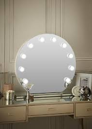 home series 3 benefits of makeup mirror with lights around