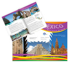 Download Travel Guide Brochure Templates