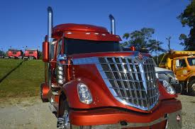 Quick Spin: International's Refreshed LoneStar - Drivers - Trucking Info