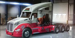 100 Truck Store By Malcom37 V 10 For ATS ATS Mods American