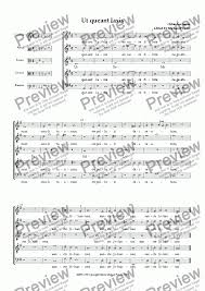 100 Lassus Ut Queant Laxis For Choir By Orlandus Sheet Music PDF File To Download