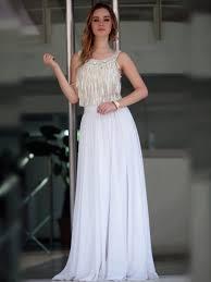 white formal dresses long dresscab