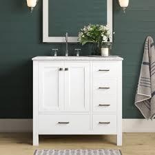 aneira cabinet 36 single bathroom vanity set