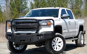 100 Truck And Winch Coupon Code Fab Fours GS14H31501 Premium Grille Guard Bumper GMC Sierra