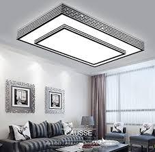 lun platz führte elektrodenlose beleuchtung wohnzimmer decke