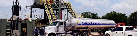 Oilfield Services For The Petroleum Industry | Sun Coast Resources