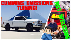 100 Chips For Diesel Trucks CUMMINS Emissions Intact Tuning And NOT WELCOME At 4 Wheel Parts