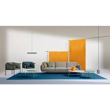sessel für das wohnzimmer des modernen designs in stahl mit kissen