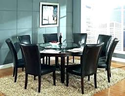 Large Round Dining Tables Room Seats Gorgeous Table Sets On