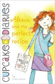Book Cover Image Jpg Alexis And The Perfect Recipe