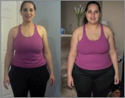 Yoga For Weight Loss Before And After