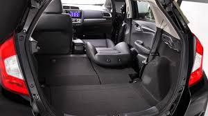 Honda Fit 2015 Seating Configurations