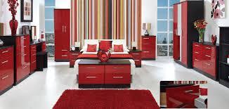 Bedroom Design Ideas Red Peachy Furniture