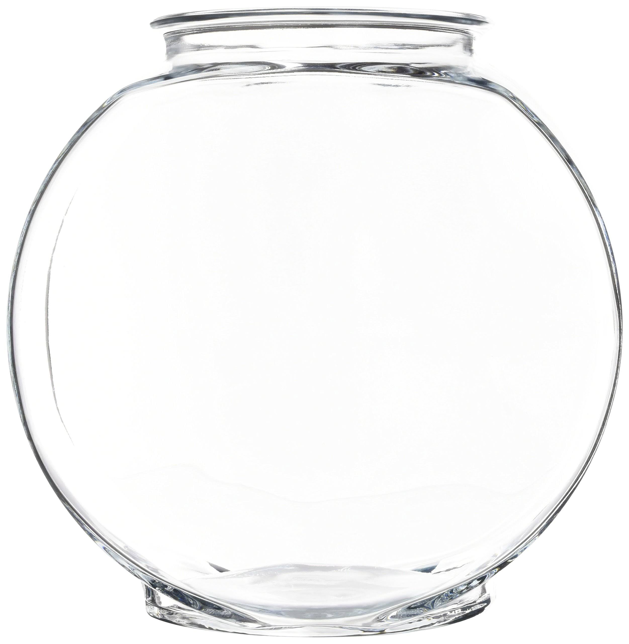Anchor Hocking Classic Fish Bowl - Drum Style, 1gal