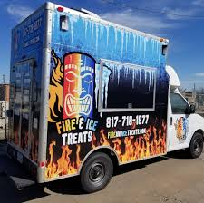 Fire & Ice Treats - Dallas Food Trucks - Roaming Hunger Couple Brings Shaved Ice Treats To Grand Rapids Grmag Daves Cooking The Truck Nyc Tasure Valley And Tragedies Mad Mac Maxines Sweet Cream Travels Central Wisconsin Scream Doles Out Beachy Eater La Side Tri County Air Cditioning Heating On One Side Treats The Other Free Newstribcom Twitter Gorgeous Night Pier Hurry 10 New York City From 25 Best Dessert Trucks In Weekly Dish Memphis Food Trucks New Food Network Show Street Catering Events Homemade Sandwiches