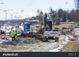 Tampere Finland May 12 White Hidromek Stock Photo 638555596