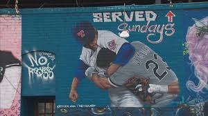 Deep Ellum Dallas Murals by Nolan Ryan Mural Complete In Deep Ellum Nbc 5 Dallas Fort Worth
