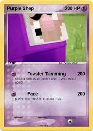 Pokemon Purple Shep 80