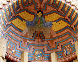 did you know 30 pewabic pottery artworks in metro detroit http