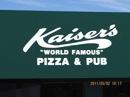 Kaisers Pizza Pub Kenosha