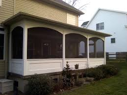 Diy Screened In Porch Decorating Ideas by Screened Porch With Knee Wall Yahoo Image Search Results Ideas