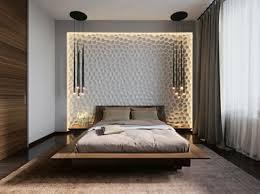 suspension chambre 1001 idées pour une le de chevet suspendue dans la chambre à