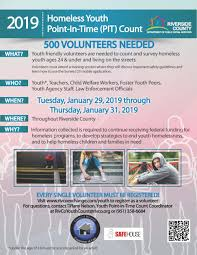 100 Safe House Riverside Make Youth Count Volunteer For The Youth PointInTime
