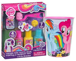 Crayola Bathtub Fingerpaint Soap By Play Visions by Amazon Com My Little Pony