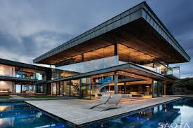 100 Downslope House Designs Gorgeous Ocean With Perimeter Overflow Pool