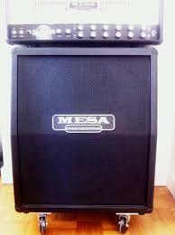 Mesa Boogie Cabinet 2x12 by Mesa Boogie Recto 2x12 Vertical Slant Image 636767 Audiofanzine