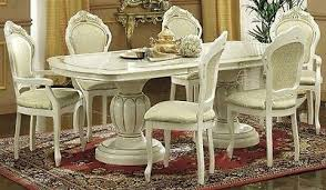 barock esszimmer garnitur stil antik tisch stuhl luxus