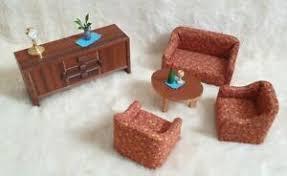 details zu bodo hennig wohnzimmer deko 80er jahre möbel puppenstube puppenhaus