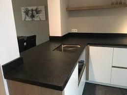 granit arbeitsplatte absolute black schiefer