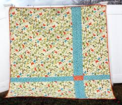 Quilt Backing Ideas & Interesting Quilt Backing Ideas