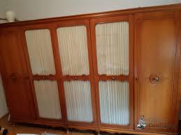 schlafzimmerschrank kleiderschrank vintage doppelbett und 2