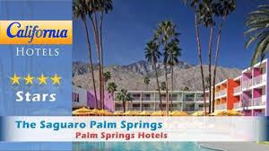 100 Sagauro Palm Springs The Saguaro Hotels California